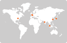 Michelman Worldwide Locations